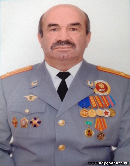 Дзамыхов Назир